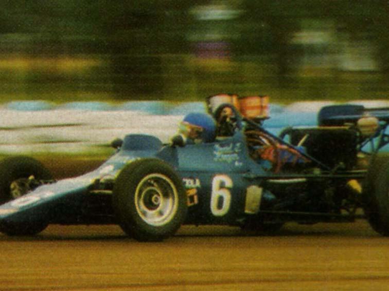 Daniel Keegan, Campeón 1994