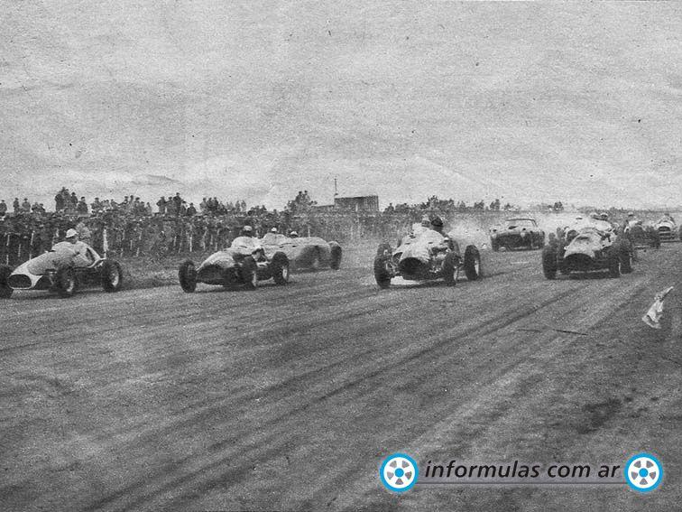 Reglamento Deportivo Automovilista 1953 (Parte I)