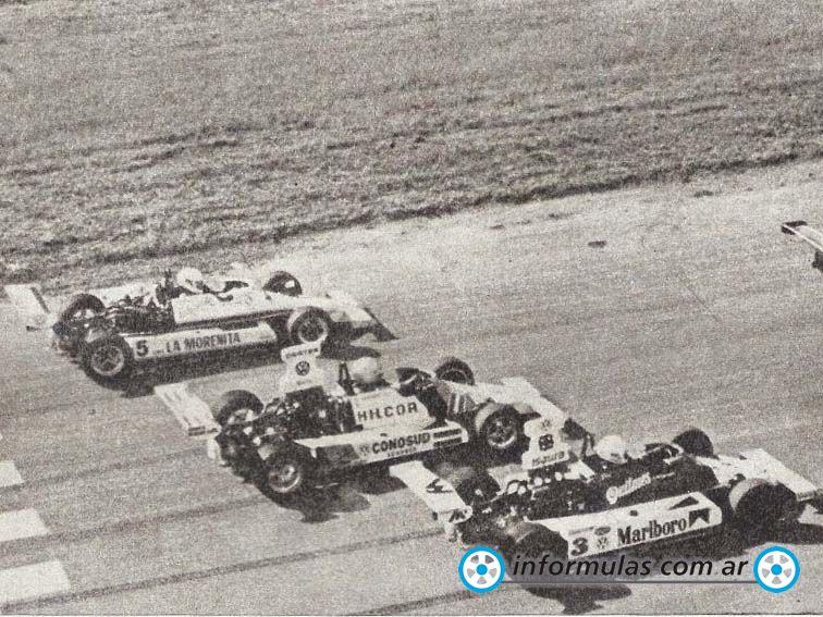 Fórmula 2 Mecánica Argentina: Temporada 1982