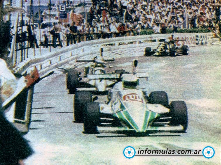 Fórmula 2 Codasur: Temporada 1985
