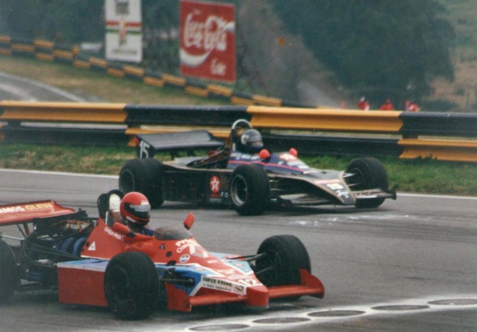 La F1 Mecánica Argentina, allá por 1995