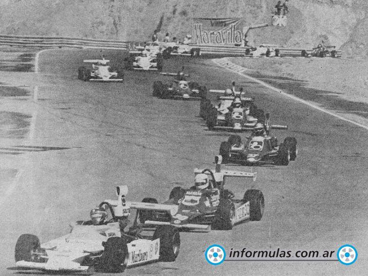 Fórmula 2 Codasur: Temporada 1983