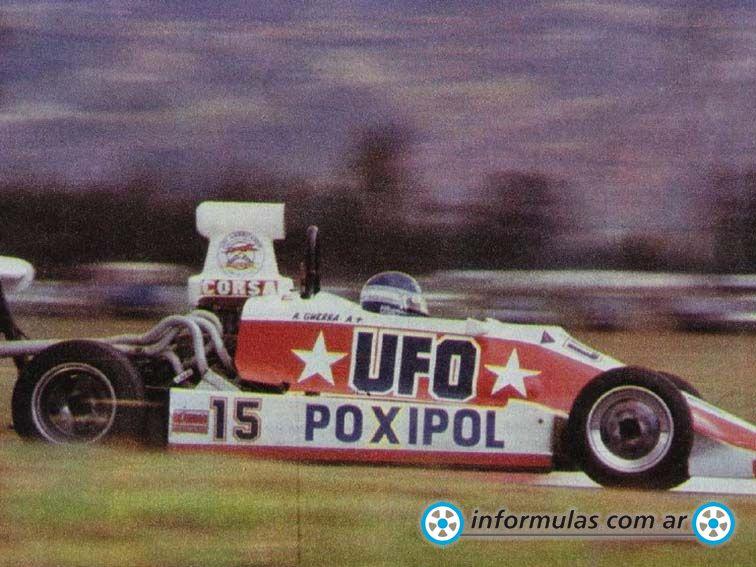 Fórmula 2 Codasur: Temporada 1986
