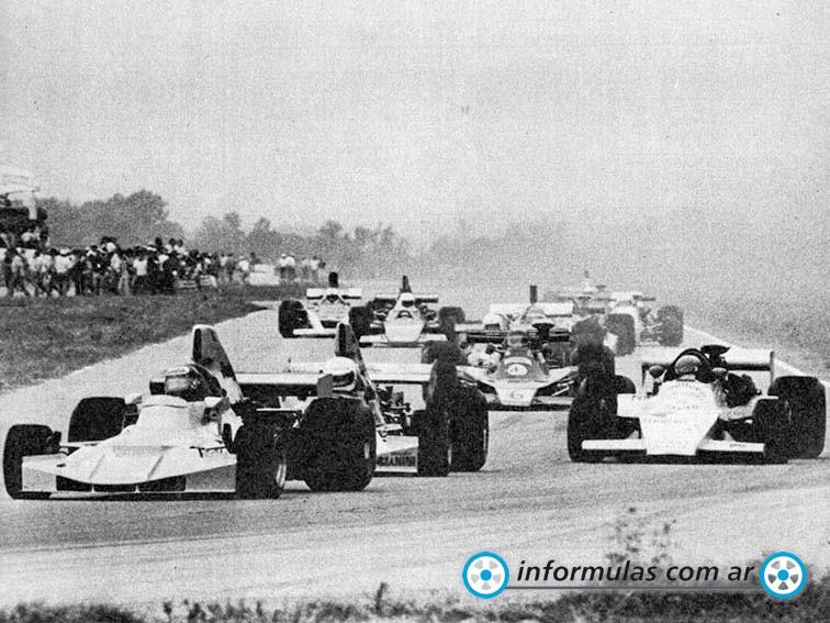 Temporada 1978: Mecánica Argentina F1, F2 y F4