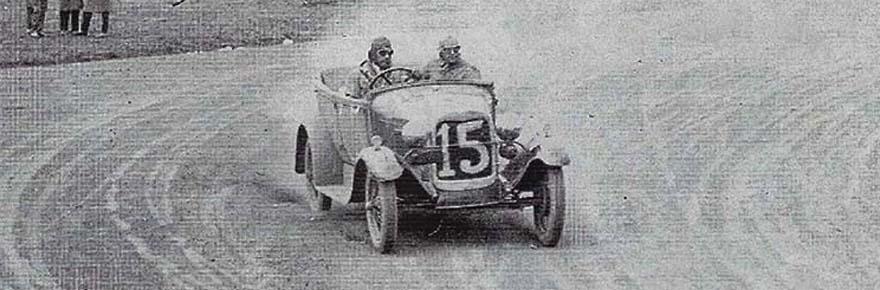 Nuestro automovilismo y Mecánica Nacional: Carreras (1899-1941)