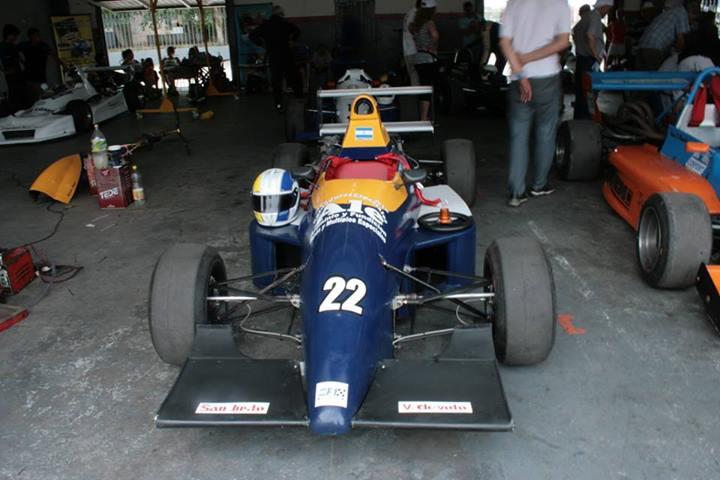 F1 Mecánica Argentina versión 2014