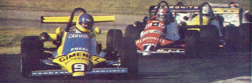Fórmula 2 Nacional: Ganadores (1986-1992)