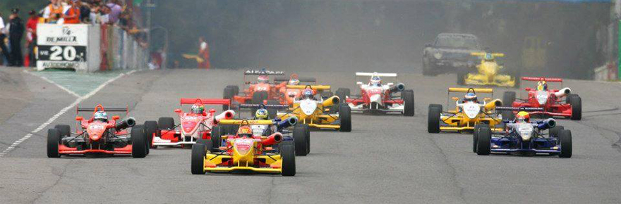 Fórmula 3 Sudamericana: Ganadores (1987-2013)
